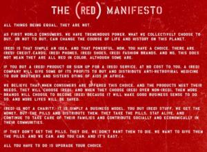 bfw Advertising | Brand Manifesto Trend