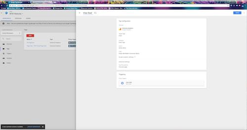 Google Tag Manager URL Tag Setup