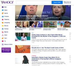 What is Native Advertising and Content Marketing? Native Advertising Examples - Yahoo
