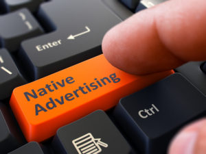 What is Native Advertising? Learn all about Native Advertising and Content Marketing. Plus, get some native advertising examples.