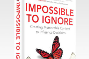 Impossible to Ignore Book Cover Image