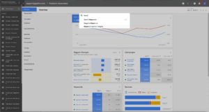 Search Bar Within the New 2017 Google AdWords Interface