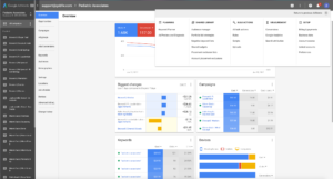 New Google AdWords Interface Updates 2017 - Sidebar Navigation Moved